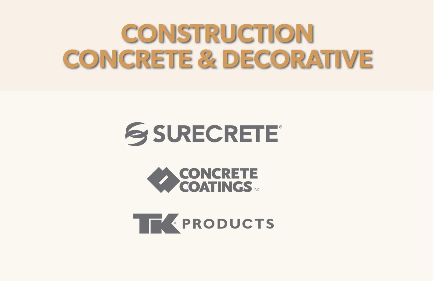 Fenix Concrete Construction Coating Companies
